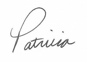 Patricia Signature Image