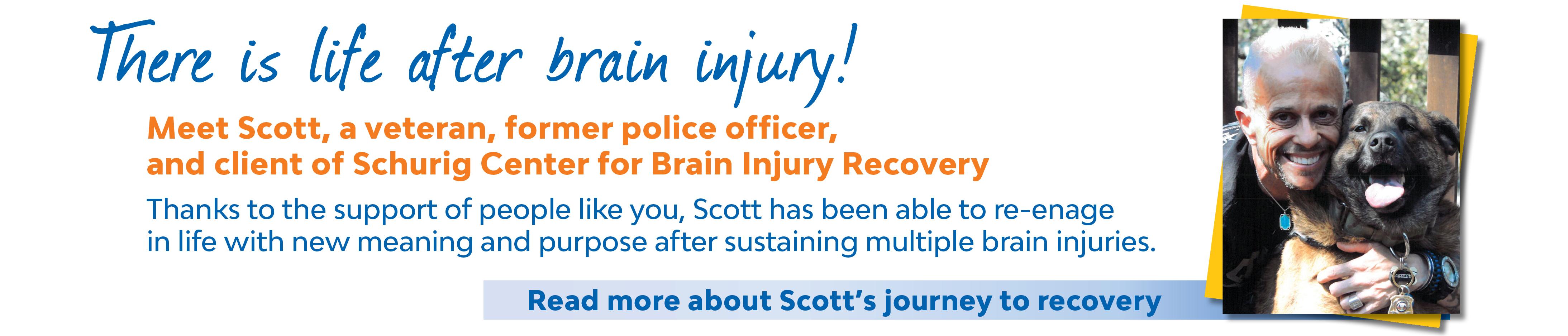 Scott Survivor Story Graphic