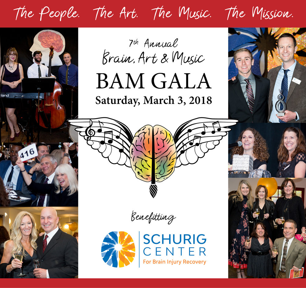 BAM Gala 2018 Photo Collage