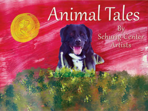 Animal Tales Book Cover Image