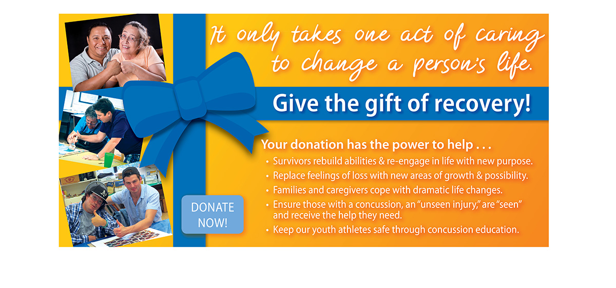 Give the Gift of Recovery Graphic