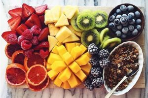Photo of fruits