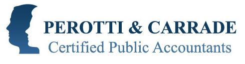 Perotti & Carrade CPA Logo