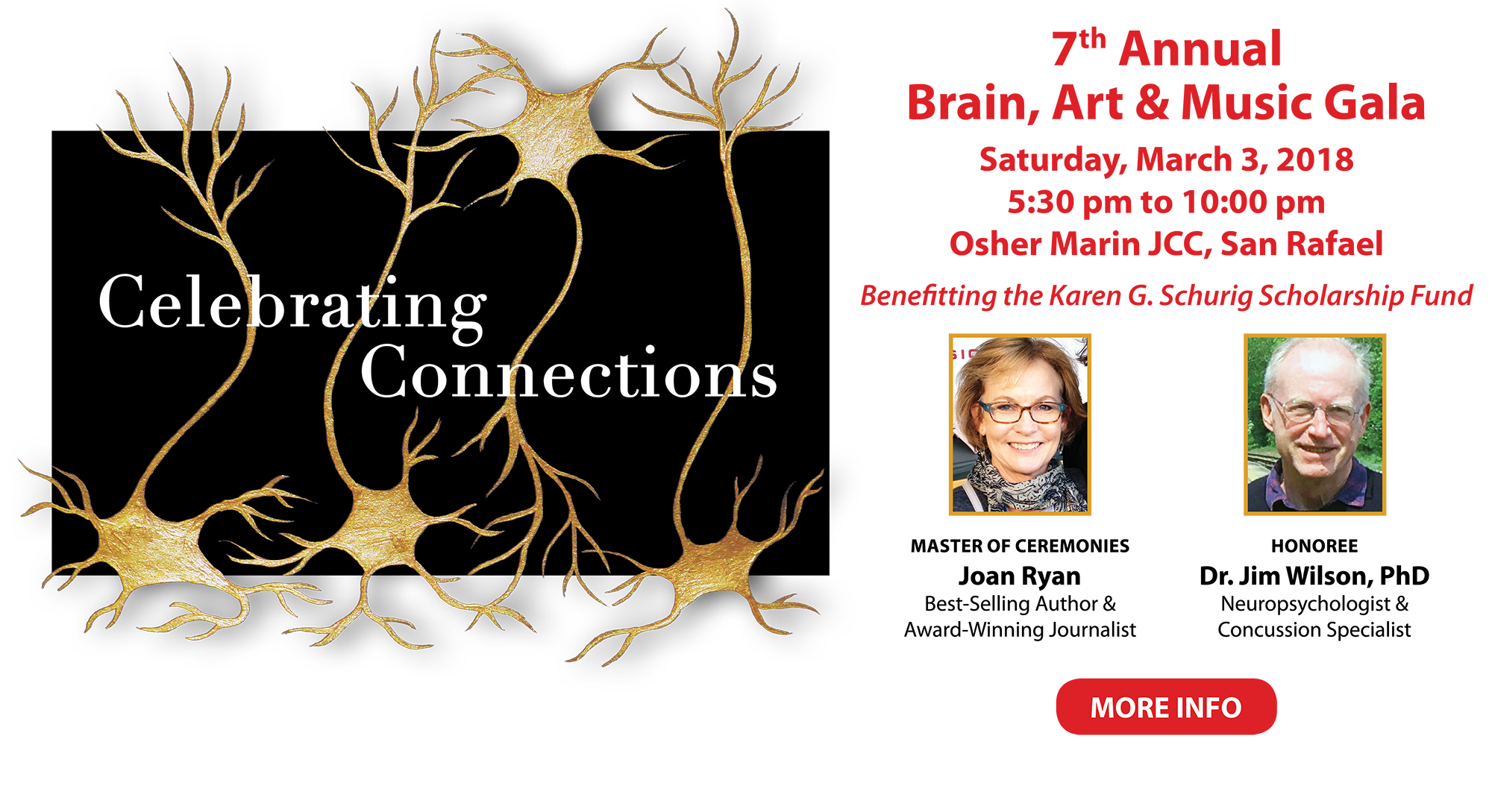 Celebrating Connections BAM Gala Graphic