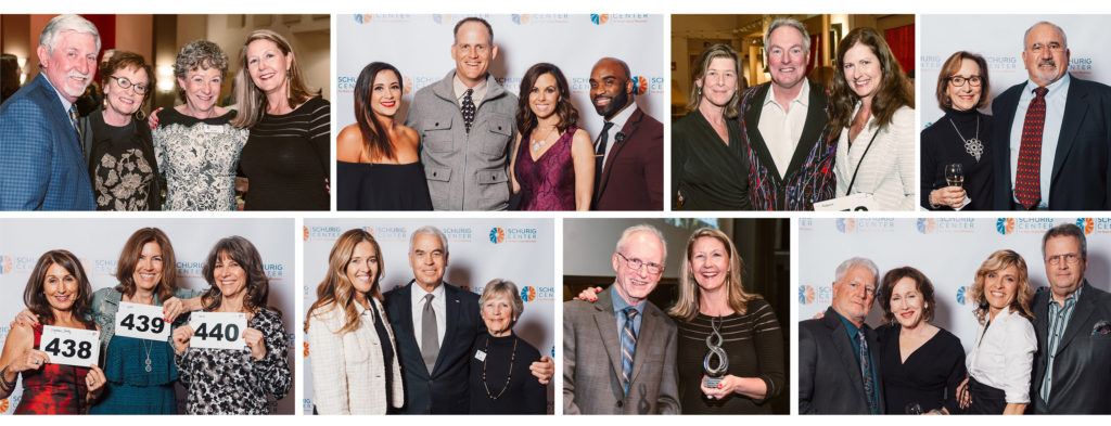 Photo Collage from the 2018 Brain, Art & Music Gala