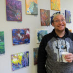 Photo of Holiday Art Show Guest