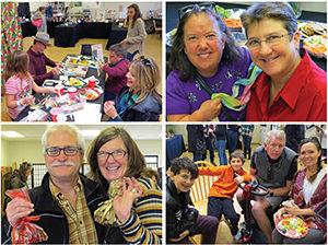 Celebrating the Season at Schurig Center's Holiday Art Show