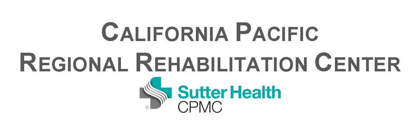 Sutter CPMC CPRRC logo