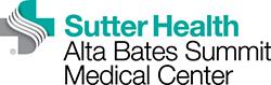 Sutter Alta Bates logo