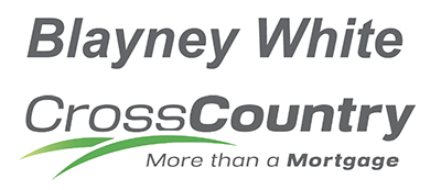 Blayney White Logo