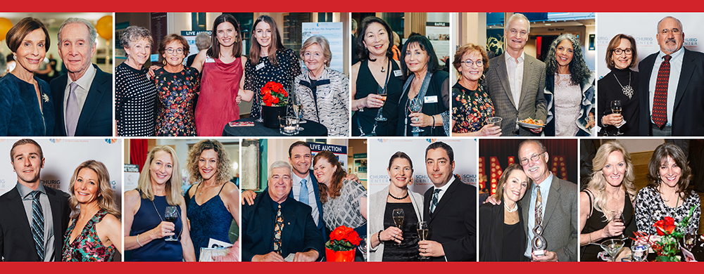 photos of gala guests