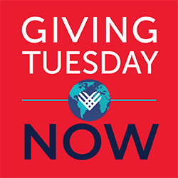 Giving Tuesday Now Logo