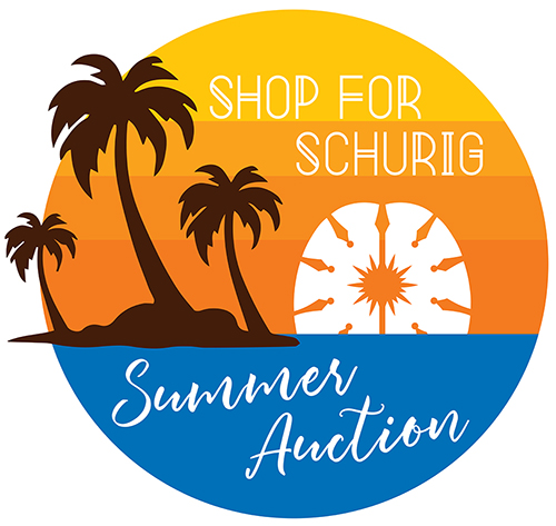 Shop for Schurig Summer Auction Graphic